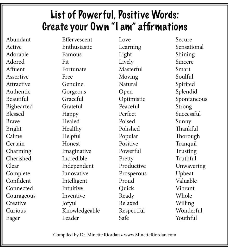 Affirmation Journal Day 4 Of Positive Self Talk