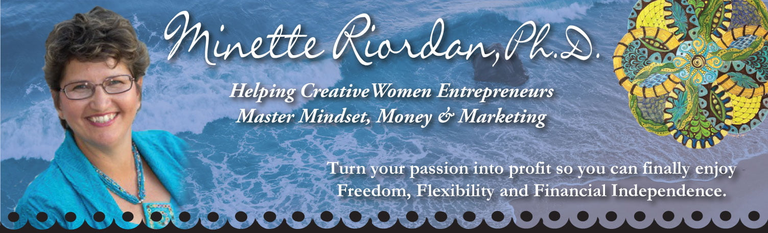 Minette Riordan coach marketing expert