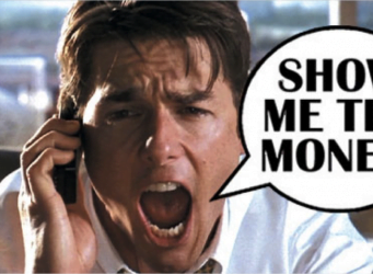 jerry maguire show me the money
