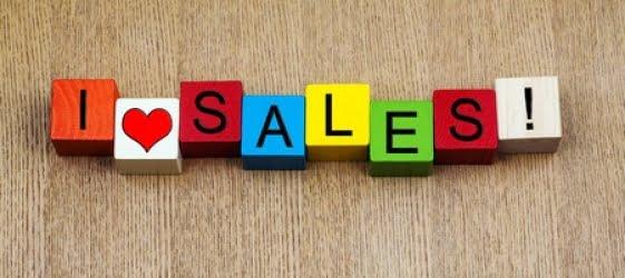 afraid of sales